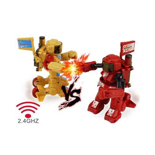 ����� ��� ����� WL Toys Fighting Robot 2.4G