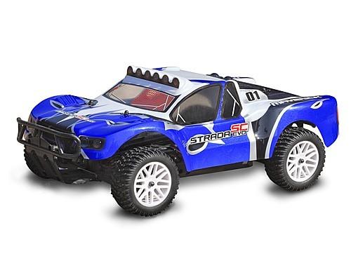 Радиоуправляемый шорт-корс Maverick Strada SC Evo 4WD RTR 1: 10 2.4Ghz