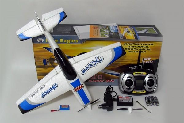 Радиоуправляемый самолет Nine Eagles XTRA 300 2.4GHz RTF