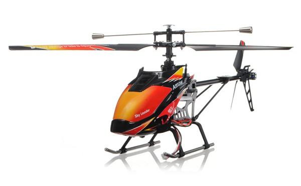 Радиоуправляемый вертолет WL toys V913 Single blade large size, 2.4GHz RTR