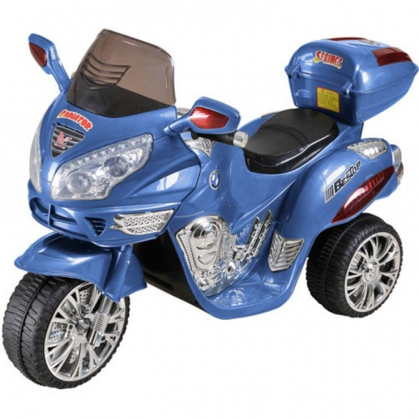 Мотоцикл Rivertoys MOTO HJ 9888 Синий