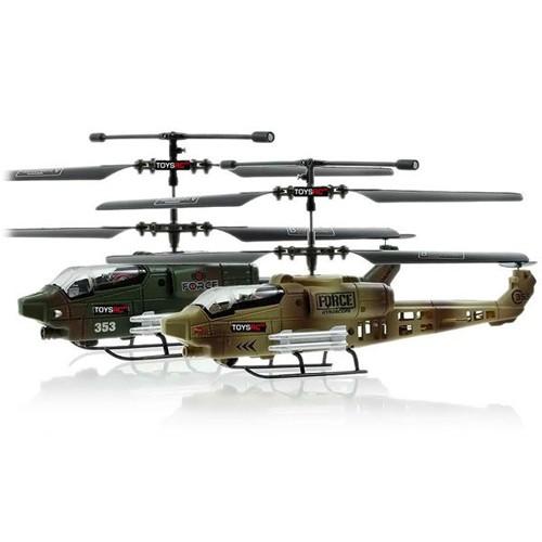 Радиоуправляемые модели JXD 353 Вертолетный бой с гироскопом