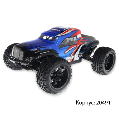 ���������������� ������ HSP Monster Sand Rail Truck 4WD 1: 10 - 94204 PRO