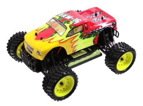 Радиоуправляемый монстр-трак Himoto EXM-16 4WD RTR электро 1: 16 2.4Ghz