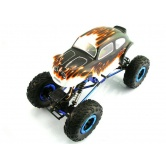 Himoto Mini Rock Crusher 4WD RTR электро 1:18 2.4Ghz