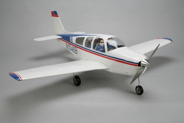 Радиоуправляемый самолет Horizon E-Flite Beechcraft Bonanza 15e