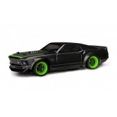 HPI Racing Micro RS4 1969 FORD MUSTANG RTR-X