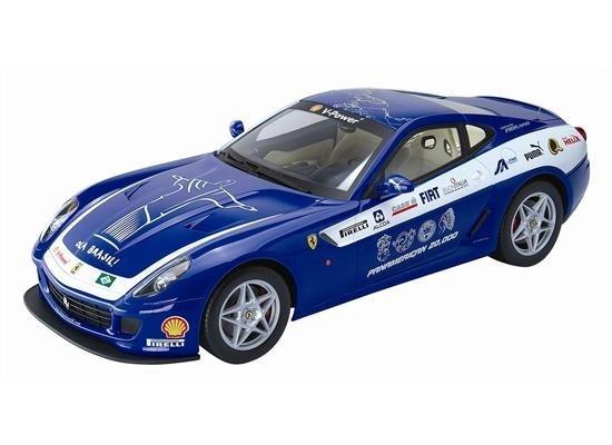 Радиоуправляемая машина MJX Ferrari 599 GTB Fiorano 1: 20 - B