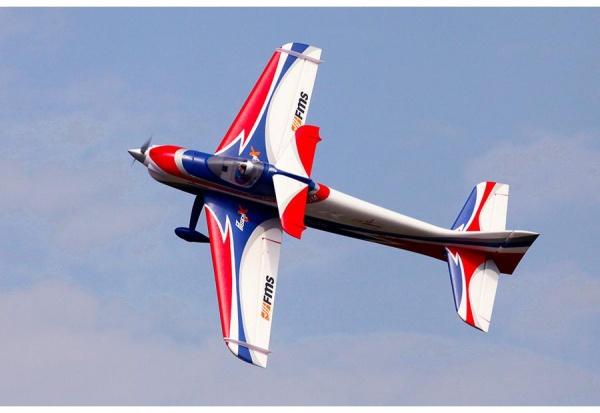 Радиоуправляемый самолет FMS F3A PNP 1400мм