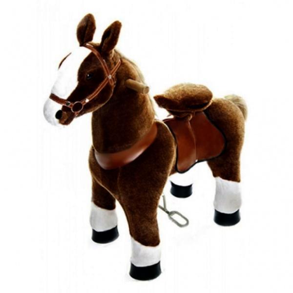 Поницикл Ponycycle Чернобурка малый бытовой