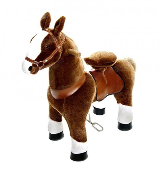 Поницикл Ponycycle Чернобурка средний бытовой