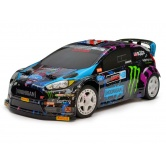 HPI Racing MICRO RS4 FORD FIESTA ST RX43 2015 KEN BLOCK