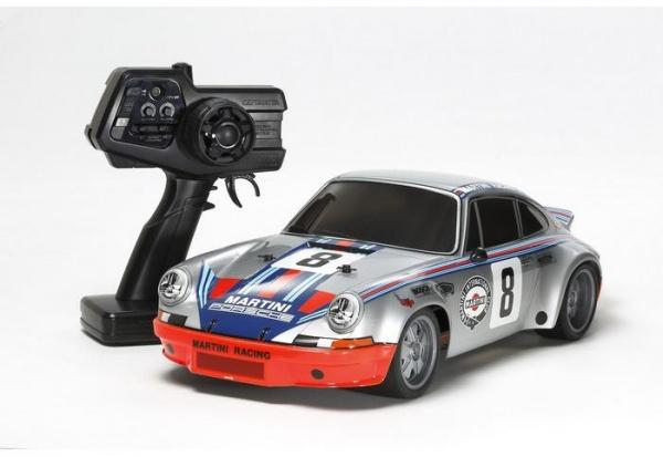 Радиоуправляемый туринг Tamiya XB Porsche Carrera RSR TT-02