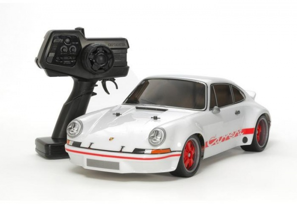 Радиоуправляемый туринг Tamiya XB 911 Carrera White TT-01E