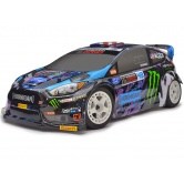 HPI Racing WR8 Flux KEN BLOCK 2015 FORD FIESTA ST RX43
