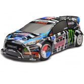 HPI Racing WR8 Flux KEN BLOCK 2014 FORD FIESTA ST RX43