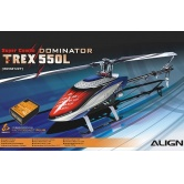 Align Corporation T-Rex 550L Dominator Super Combo (Microbeast PLUS), электро, KIT