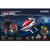 Align Corporation T-Rex 600L Dominator Super Combo, электро, KIT