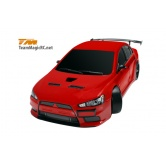 Team Magic 1:10 E4D Mitsubishi Evolution X 4WD 2.4Ghz RTR