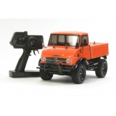 Tamiya 1/10 XB Unimog 406 CC-01 Orange 2.4ГГц