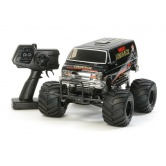 Tamiya 1/10 XB Lunch Box Black Edition 2.4ГГц
