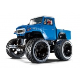 Tamiya 1/10 XB Toyota LC40 Pick-Up wheelie
