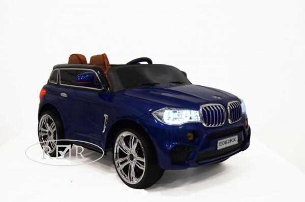 Электромобиль Rivertoys BMW E002KX с дистанционным управлением, синий