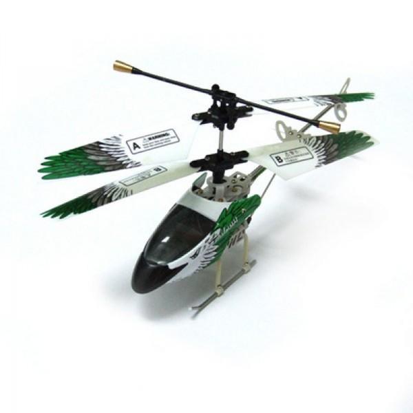 Радиоуправляемый вертолет Heng Long c GYRO - 3834
