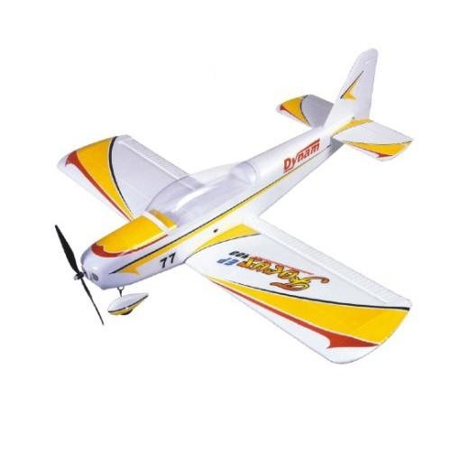Радиоуправляемый самолет Dynam Focus EP 400 (EPO) RTF 2.4G - DY8921