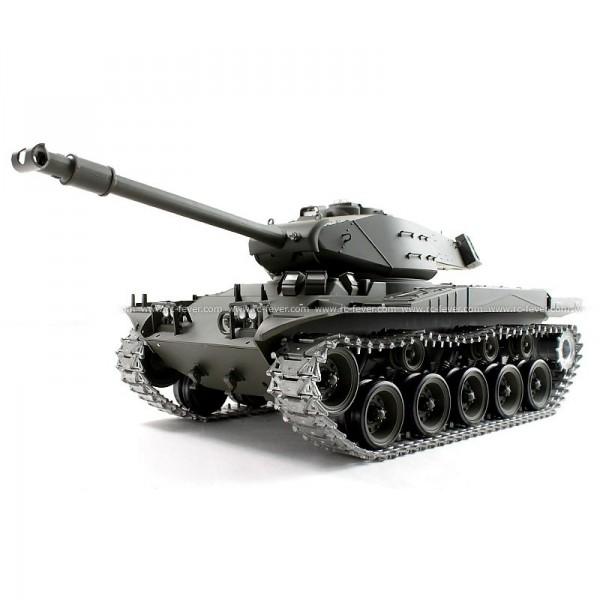 Модель танка heng long bulldog 1 16 pro